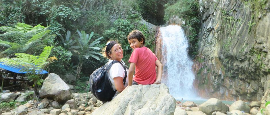 Interview voyageuse : Être mère solo et faire le tour du monde avec son enfant