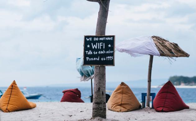 Comment se connecter à Internet en voyage ?